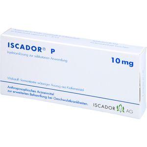 ISCADOR P 10 mg Injektionslösung