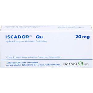 ISCADOR Qu 20 mg Injektionslösung