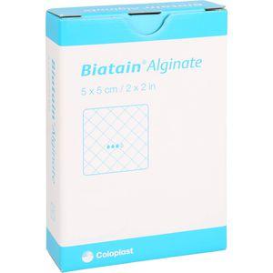 BIATAIN Alginate Kompressen 5x5 cm