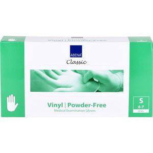VINYL Handschuhe puderfrei small
