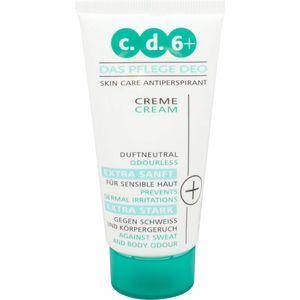 CD6+Pflegedeo Creme