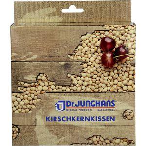 KIRSCHKERNKISSEN 17x17 cm für Mikrowelle