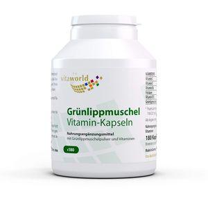 GRÜNLIPP 400 mg+Vitamine Kapseln