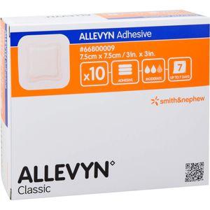 ALLEVYN Adhesive 7,5x7,5 cm Verband CPC