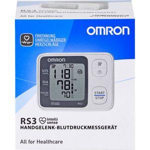 OMRON RS3 Handgelenk Blutdruckmessgerät