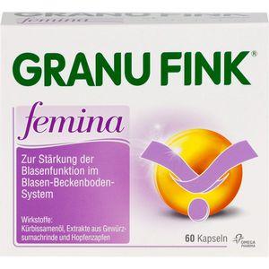 GRANU FINK Femina Kapseln