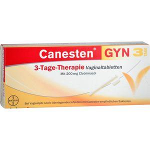 CANESTEN GYN 3 Vaginaltabletten