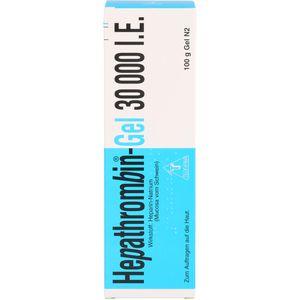HEPATHROMBIN Gel 30.000