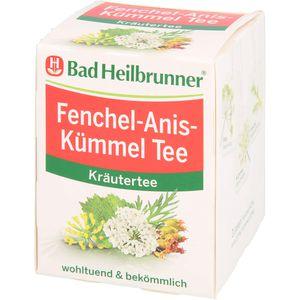 BAD HEILBRUNNER Fenchel-Anis-Kümmel Tee Filterbtl.