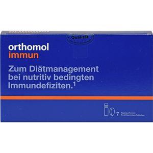 ORTHOMOL Immun Trinkfläschchen/Tabl.Kombipack.