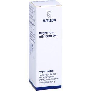 ARGENTUM NITRICUM D 4 Augentropfen