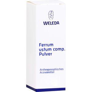 FERRUM USTUM comp.Pulver