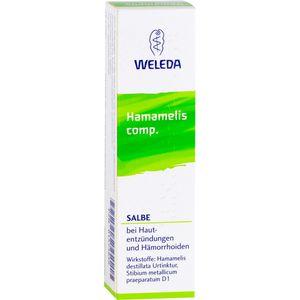 HAMAMELIS COMP.Salbe