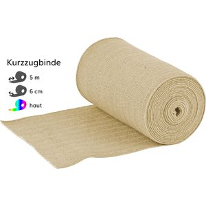 KURZZUGBINDE Cottonelast 6 cmx5 m