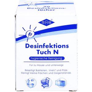 DESINFEKTIONSTUCH N
