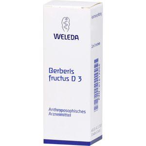 BERBERIS FRUCTUS D 3 Dilution