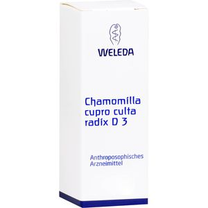 CHAMOMILLA CUPRO culta Radix D 3 Dilution