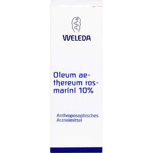OLEUM AETHEREUM rosmarini 10%