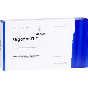 ARGENTIT D 6 Ampullen