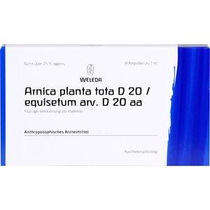 ARNICA PLANTA tota D 20/Equisetum arv.D 20 aa Amp.