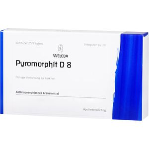 PYROMORPHIT D 8 Ampullen