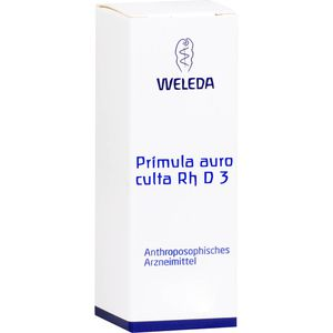 PRIMULA AURO culta RH D 3 Dilution