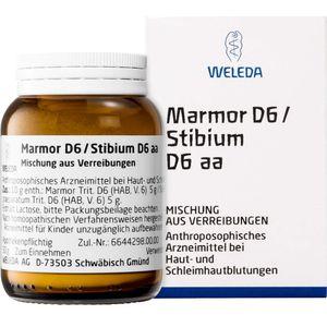 MARMOR D 6/Stibium D 6 aa Trituration