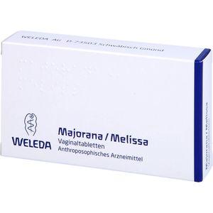 MAJORANA/MELISSA Vaginaltabletten