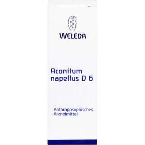 ACONITUM NAPELLUS D 6 Dilution