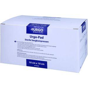 URGO-PAD Saugkompressen steril 10x10 cm