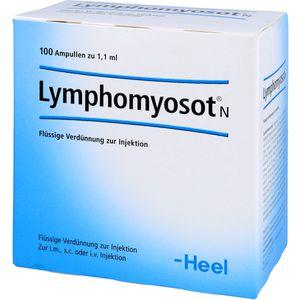 LYMPHOMYOSOT N Ampullen