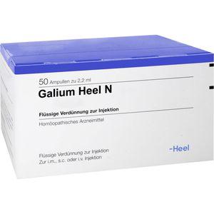 GALIUM HEEL N Ampullen