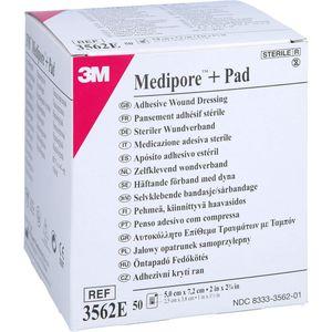 MEDIPORE Plus Pad 3562E steriler Wundverband