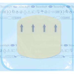 HYDROCOLL thin Wundverband 7,5x7,5 cm