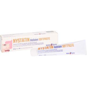NYSTATIN Holsten Softpaste