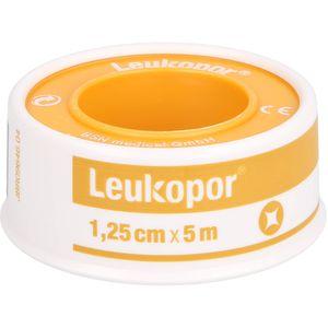 LEUKOPOR 1,25 cmx5 m