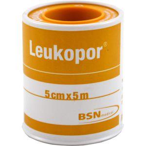 LEUKOPOR 5 cmx5 m
