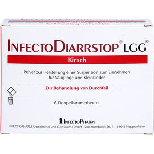 INFECTODIARRSTOP LGG Kirsch Pulv.z.Susp.-Herstell.
