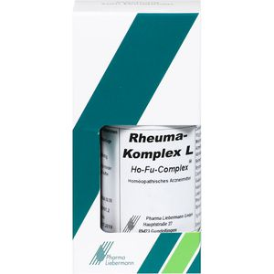 RHEUMA KOMPLEX L Ho-Fu-Complex Tropfen