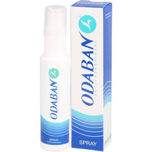 ODABAN Antitranspirant Deodorant Spray