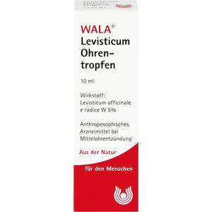 LEVISTICUM OHRENTROPFEN