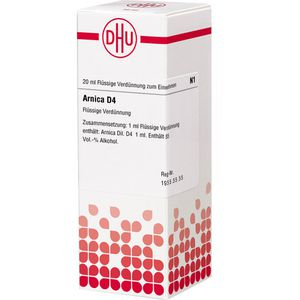 ARNICA D 4 Dilution