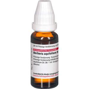 BERBERIS AQUIFOLIUM D 6 Dilution