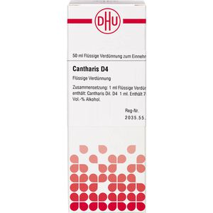 CANTHARIS D 4 Dilution