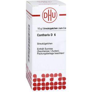 CANTHARIS D 6 Globuli
