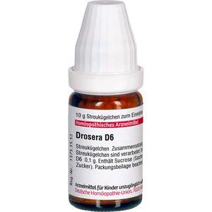 DROSERA D 6 Globuli