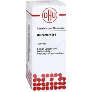 DULCAMARA D 4 Tabletten