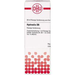 HYDRASTIS D 6 Dilution