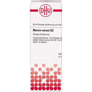 MARUM VERUM D 3 Dilution