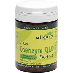 COENZYM Q10 KAPSELN a 30 mg
